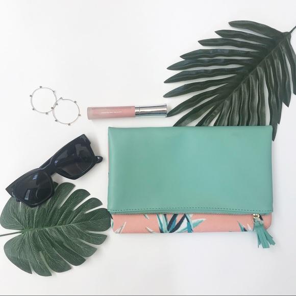 Rachel Pally Handbags - Rachel Pally Reversible Clutch